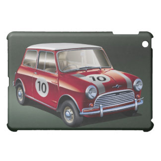 MiniCooper S1 Rot iPad Mini Hülle