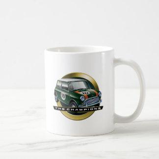 MiniCooper S Grün Kaffeetasse