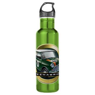 MiniCooper S Grün Trinkflasche