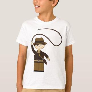 Miniforscher mit Bullwhip T-Shirt