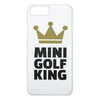 Minigolf König iPhone 8 Plus/7 Plus Hülle