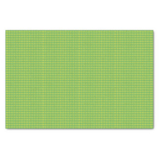 Minigrün der harlekin-Diamant-| Seidenpapier
