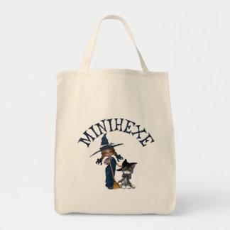 Minihexe Einkaufstasche