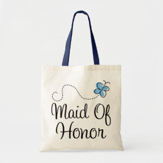 Minihochzeits-TagesTrauzeugin-blaue Taschen-Tasche