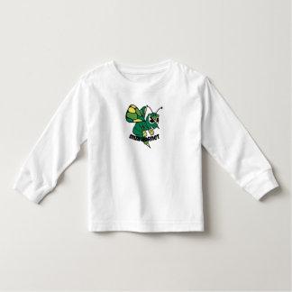 Minihornissen-Gang-lange Hülse Kleinkind T-shirt