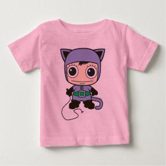 Minikatzen-Frau Baby T-shirt