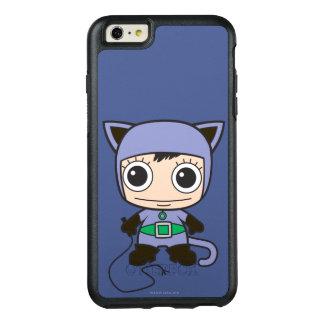 Minikatzen-Frau OtterBox iPhone 6/6s Plus Hülle
