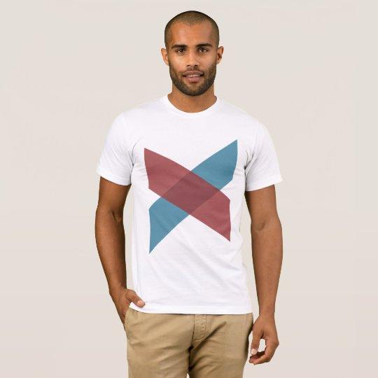Minimal Crossing T-Shirt