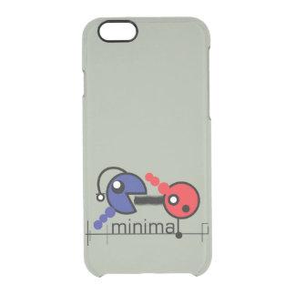 minimal durchsichtige iPhone 6/6S hülle