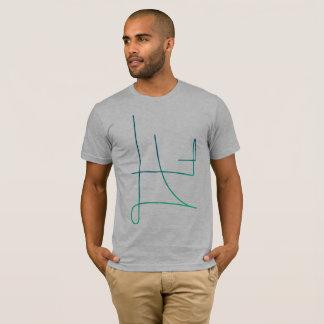 Minimal lines T-Shirt