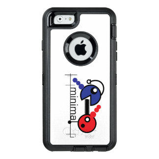 minimal OtterBox iPhone 6/6s hülle