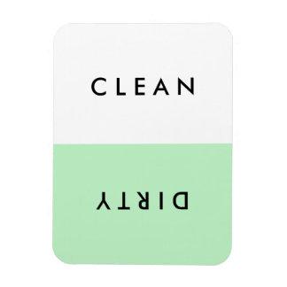 Minimale tadellose Spülmaschinen-sauberer oder Rechteckige Magnete