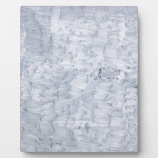 minimales abstraktes weißes fotoplatte