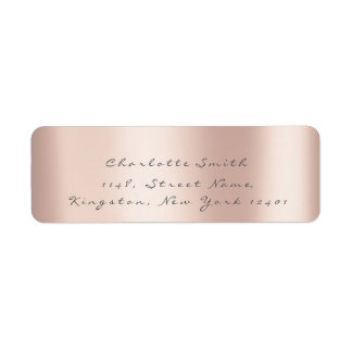 Minimalismus-erröten rosa Rosen-Grau das elegante