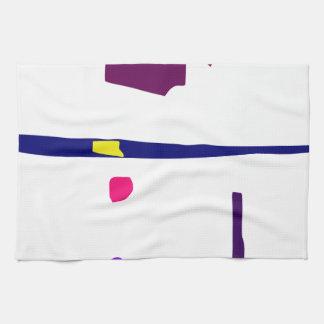 Minimalismus Handtuch