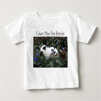 MiniRex auf Baby-Shirt/-kleinkindern Baby T-shirt