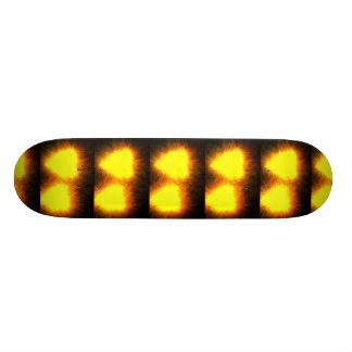 MiniSkateboard 19,1 Cm Old School Skateboard Deck
