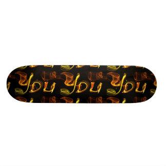 MiniSkateboard 19,7 Cm Skateboard Deck
