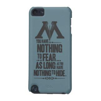 Ministerium Harry Potter-Bann-| der magischen iPod Touch 5G Hülle