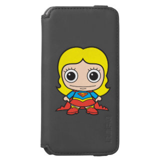 MiniSupergirl Incipio Watson™ iPhone 6 Geldbörsen Hülle