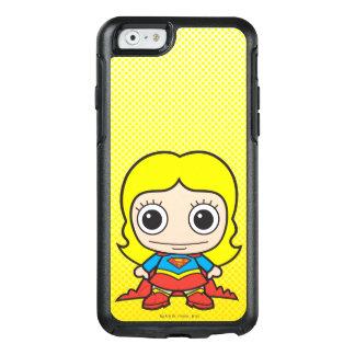 MiniSupergirl OtterBox iPhone 6/6s Hülle