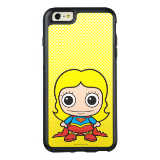 MiniSupergirl OtterBox iPhone 6/6s Plus Hülle