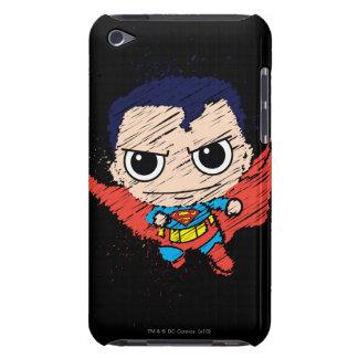 Minisupermann-Skizze Case-Mate iPod Touch Case
