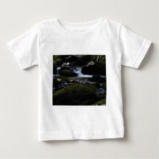 Miniwasserfälle Baby T-shirt