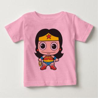 Miniwunder-Frau Baby T-shirt