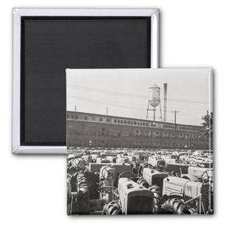 Minneapolis-Moline Traktoren: 1939 Quadratischer Magnet