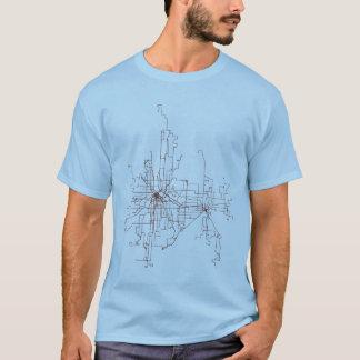 Minneapolis-St. Paul-Durchfahrt-Wege T-Shirt