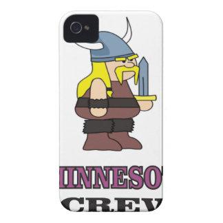 Minnesota-Crew iPhone 4 Case-Mate Hülle