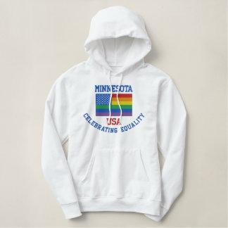 MINNESOTA, das Gleichheits-Sweatshirt feiert Hoodie