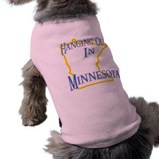 Minnesota - heraus hängend T-Shirt