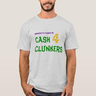 Minnesota löste ein! , Wechseln Sie 4 Clunkers ein T-Shirt
