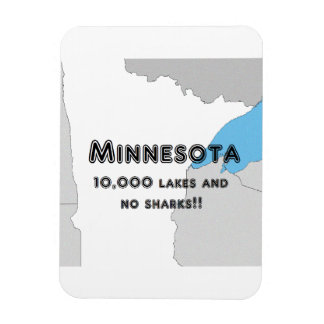 Minnesota lustig magnet