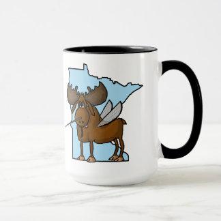 Minnesota-Moskito-Elch-Tasse Tasse