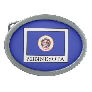 Minnesota Ovale Gürtelschnalle