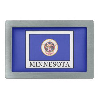 Minnesota Rechteckige Gürtelschnalle