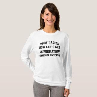 Minnesota Slaycation 5 T-Shirt
