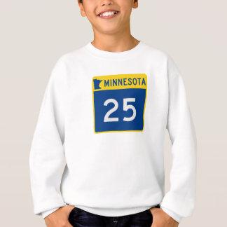 Minnesota-Stamm-Landstraße 25 Sweatshirt