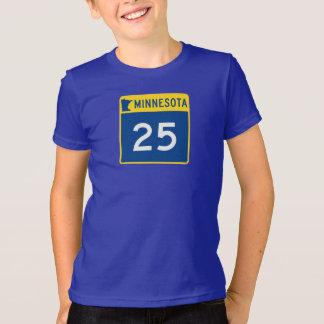 Minnesota-Stamm-Landstraße 25 T-Shirt