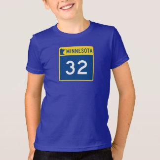 Minnesota-Stamm-Landstraße 32 T-Shirt