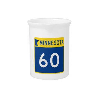 Minnesota-Stamm-Landstraße 60 Getränke Pitcher
