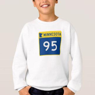 Minnesota-Stamm-Landstraße 95 Sweatshirt