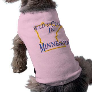 Minnesota - wild und verrückt shirt