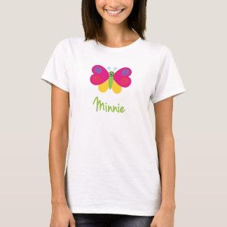 Minnie der Schmetterling T-Shirt
