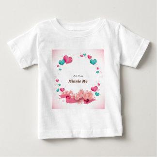 Minnie ich baby t-shirt