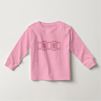 Minnie Malvenfarbe 1 Kleinkind T-shirt