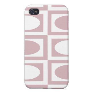 Minnie Malvenfarbe iPhone 4/4S Case